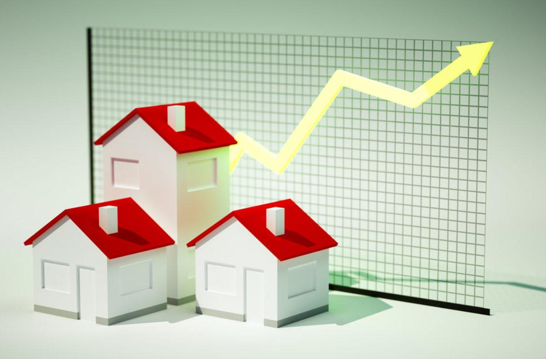 Indice imobiliar in crestere
