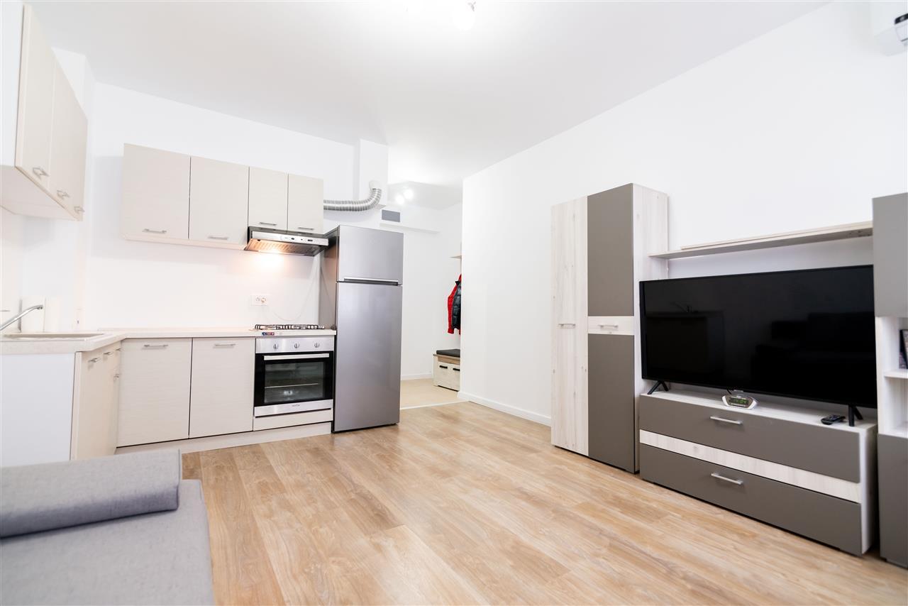 Apartament cu o camera,LUX,parter,PRIMA UNIVERSITATII