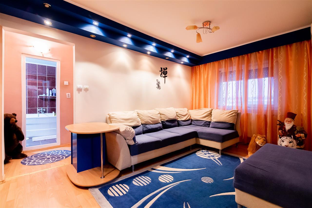 Apartament 3 camere Nufarul