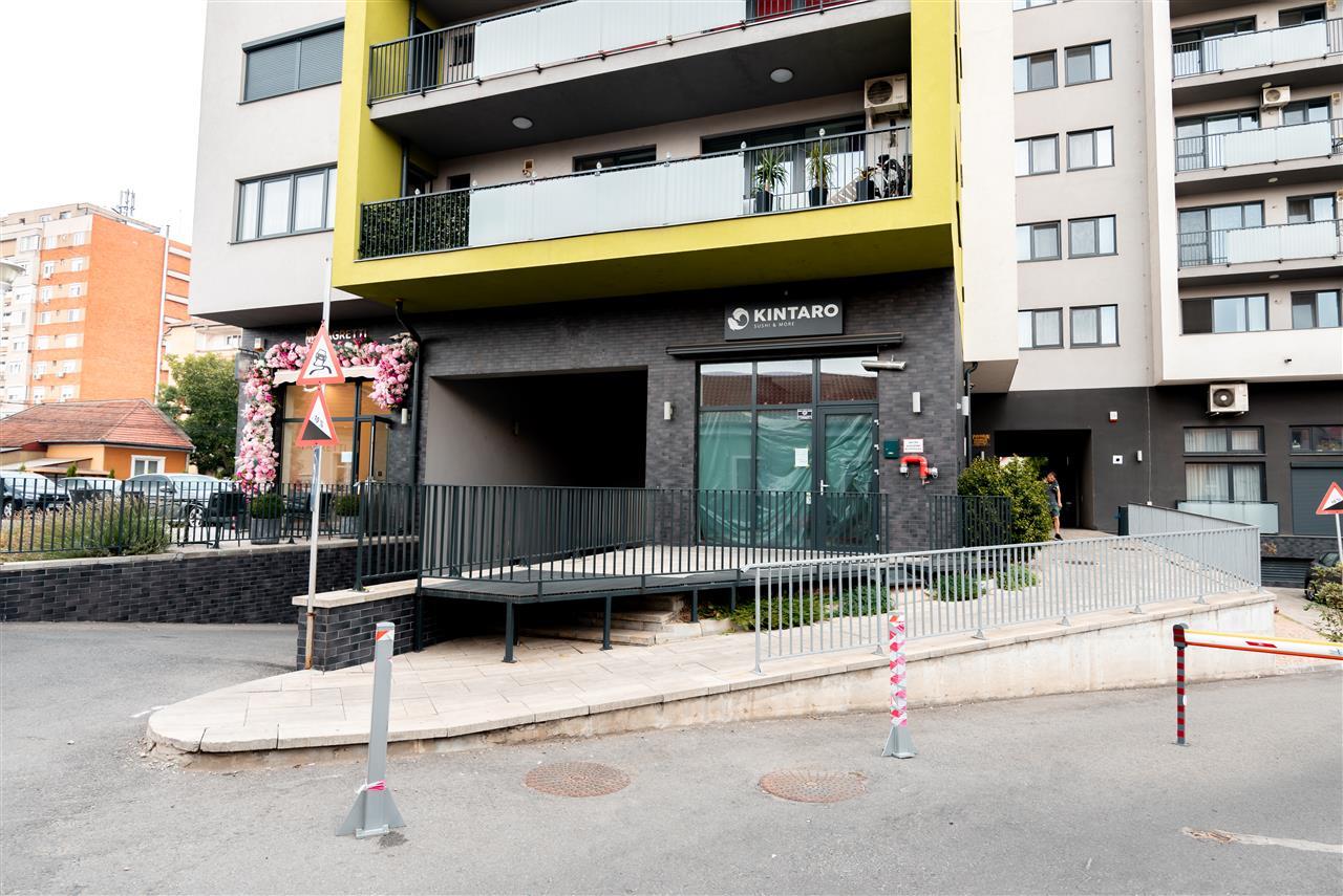 Spatiu comercial Prima Premium str. Evreilor Deportati, Oradea