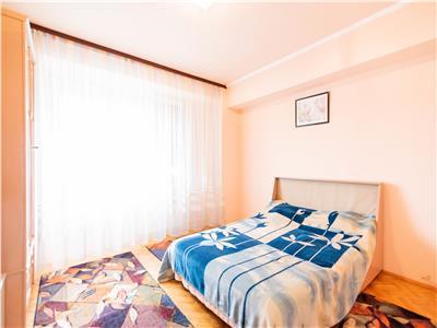 Apartament cu 3 camere de inchiriat,zona Dragos Voda