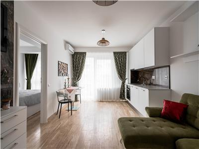Chirie Apartament Nou cu Finisaje Premium 2 camere