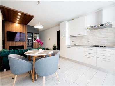 Apartament cu 2 camere,bloc nou,zona Decebal